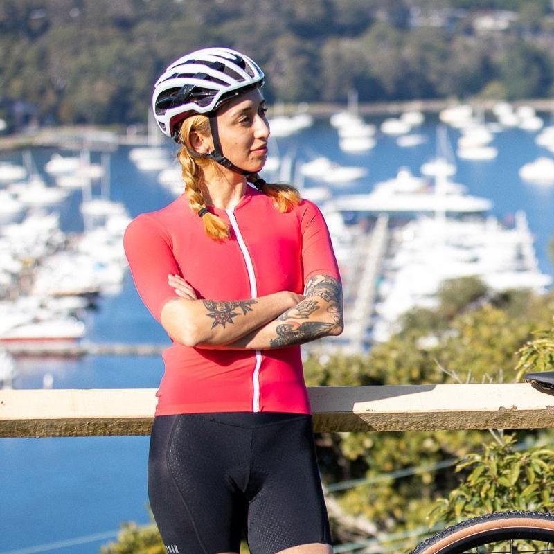 레이싱 재킷 여름 자전거 자전거 저지 여자 운동복 자전거 타는 의류 Womenswear BMX 티셔츠 Ciclismo Maillot