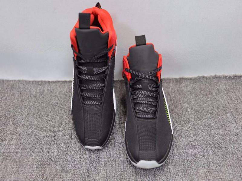 أطفال jumpman 35 XXXV CNY الأسود الجامعة الأحمر الأصفر أحذية كرة السلة عالية الجودة jumpmans sp tp pf الرجال النساء الرياضة أحذية رياضية الحجم 39-46