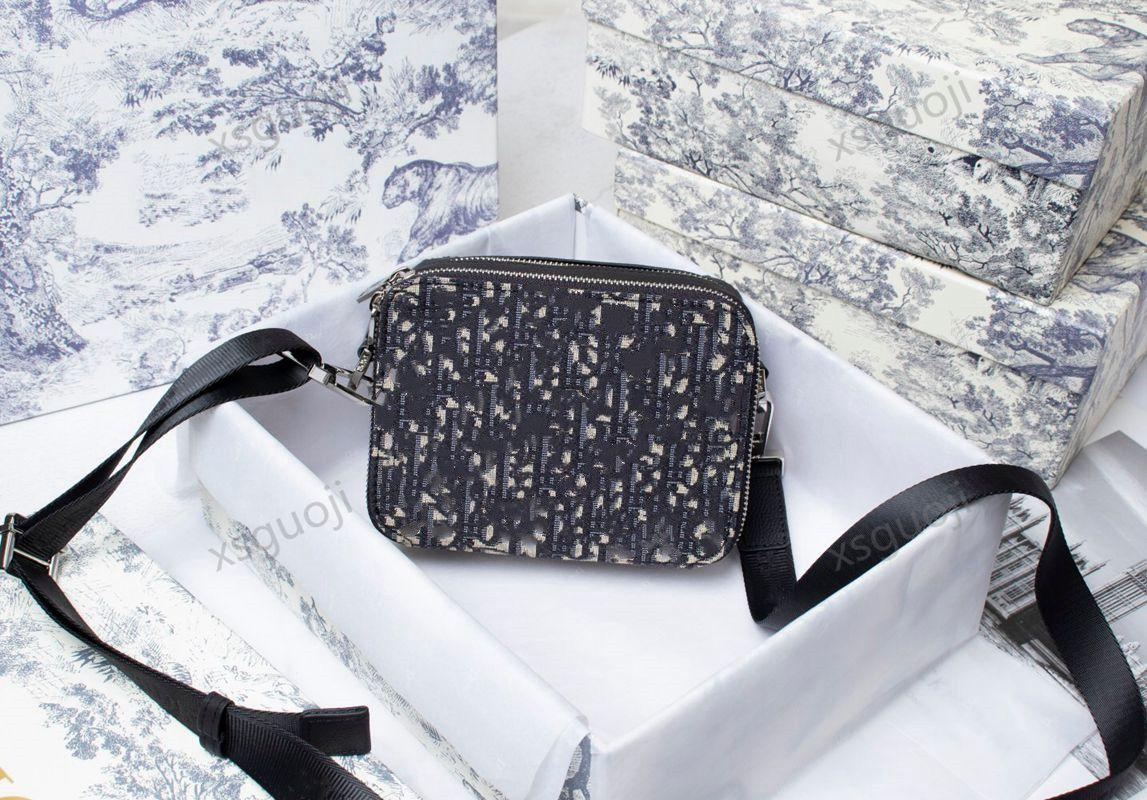 Luxury Design Flap Chain Shoulder Sneakers handbag Caviar High Quality Leather Clutch Retro Designer Wallet Flower Mini Bucket Ladies