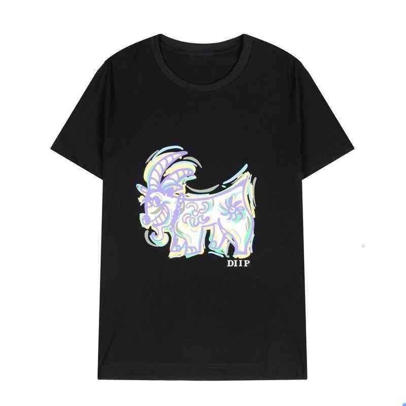 Designer de qualidade camiseta de alta moda carta impressão hip hop homens mulheres negras verão t te manga curta tamanho S-3XL