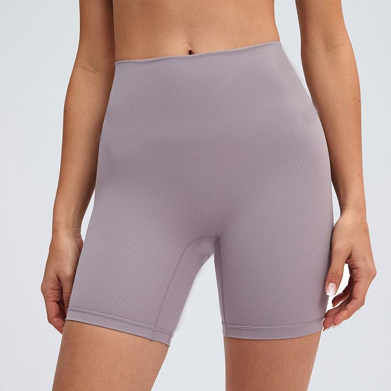 L-067 Sports Sports Высотный outfit Йога на наличии Nake No T-Line Упругие брюки женские Женские спортивные одежды Slim Fit Hot брюки