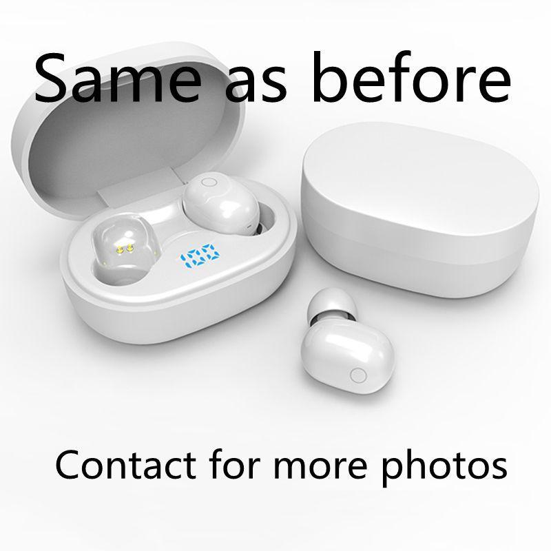 Wireless Наушники Наушники Чип Прозрачность Металл Переименовать GPS Беспроводная Зарядка Bluetooth Наушники Дополнительные наушники Участое Обнаружение гарнитуры Andd1y_top