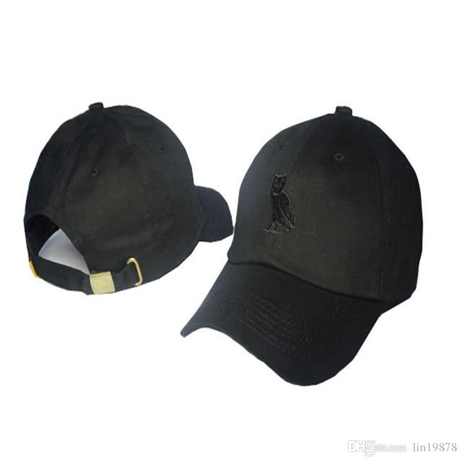 الأزياء ovo البومة شبكة strapback البيسبول القبعات casquettes chapeus 6 لوحة الغولف snapback قبعات الرجال النساء