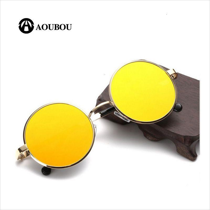 Солнцезащитные очки круглые очки Tenis Feminino Fantasias Adulto Feminino оригинальная женщина Zonnebrillen Dames Clout Goggles Dames Zonnebril