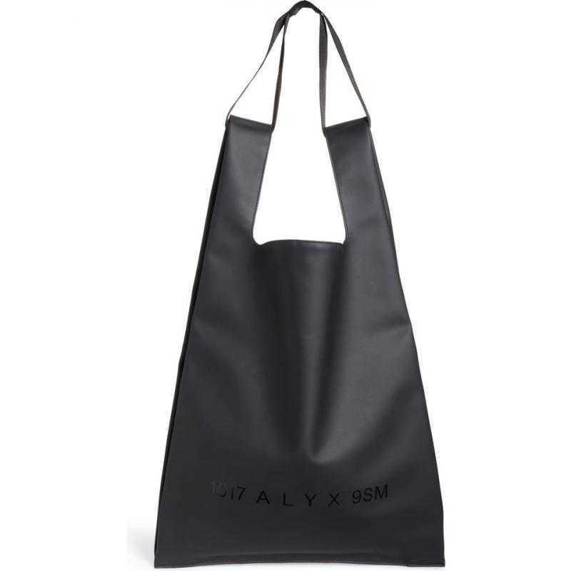 21ss جديد جلد طبيعي 1017 أليكس 9SM حقائب الكتف الرجال النساء أعلى الإصدار أليكس نونال حزام مزدوج حقيبة التسوق حقيبة تسوق Q0622