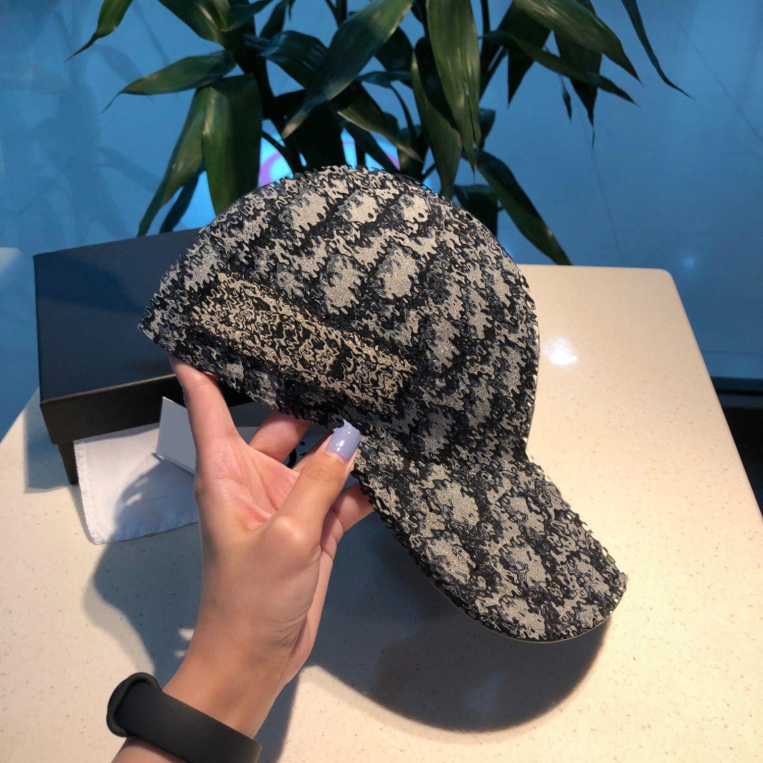 2021 Herren- und Damenklassische Modedesigner Sommer Baseballkappe Sun Hüte Luxus Noble Hohe Qualität Strand Casual Hat
