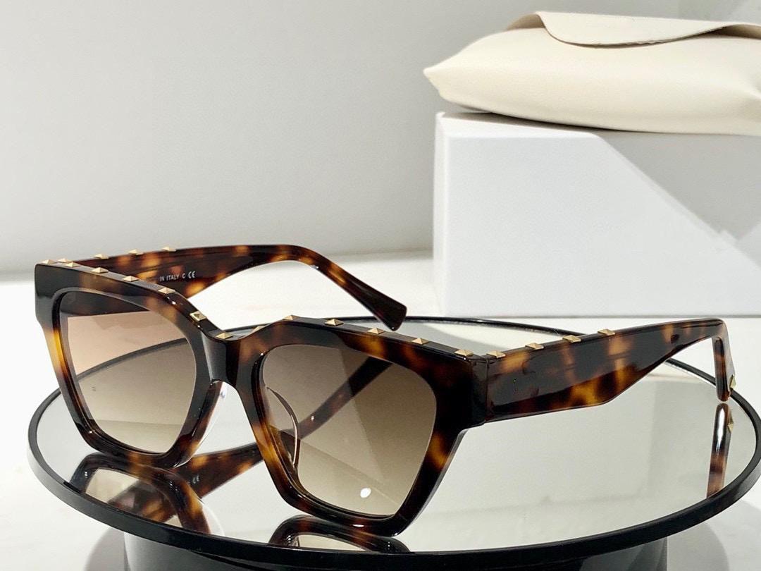 Sunglasses For Women Summer style Anti-Ultraviolet 4046 Retro Plate Plank full frame fashion Eyeglasses Random Box