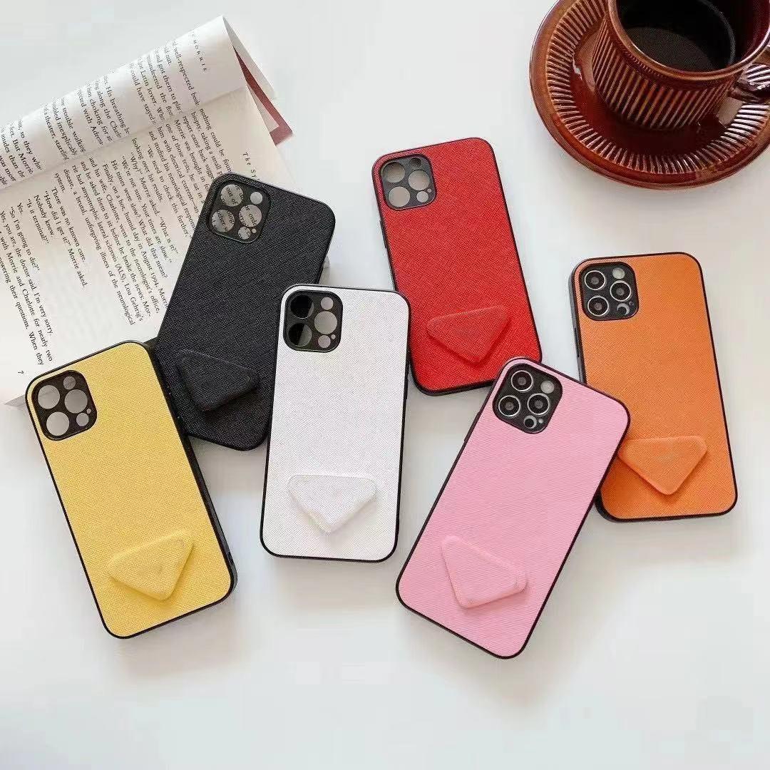 Coque Téléphone designers de mode pour 12 PRO Coques de luxe Couverture Couverture Casual Brand Plus 7 8 7P 8P x XS MAX XR 11 SE