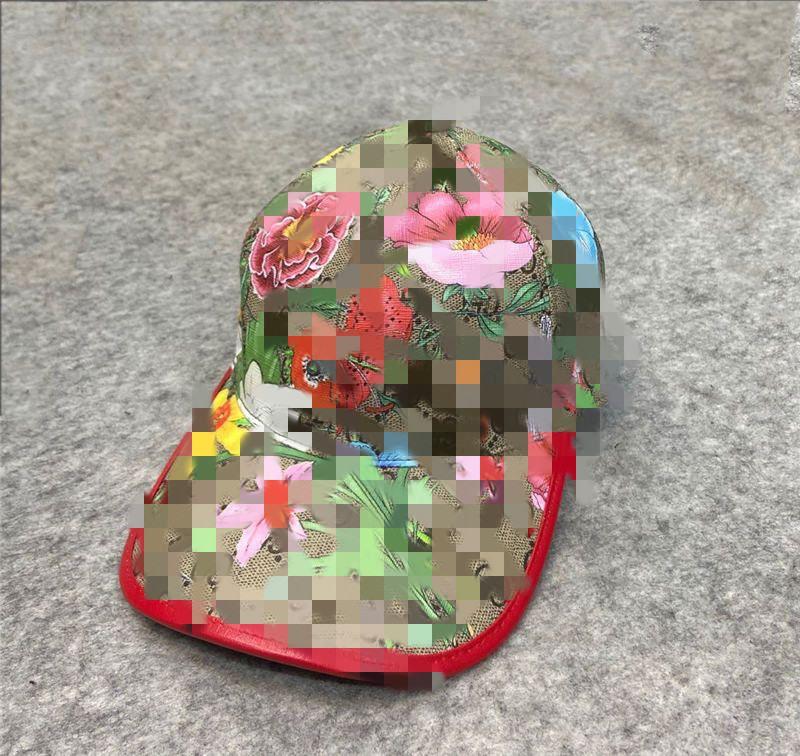 2021 Berretto da baseball classico Uomini e donne Design Moda Design in cotone Ricamo regolabile Sport Cap Cauth Cappello Bella Qualità Abbigliamento TT65