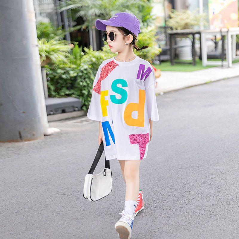 الفتيات بابيس الاطفال t-shirt رقيقة سترة 2022 الرجعية الربيع الصيف معطف أعلى الرياضة الأميرة طفل الريادي ملابس الأطفال
