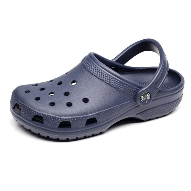 36-47 캐주얼 해변 오염 방수 신발 남성 클래식 간호 절단 병원 여성 슬리퍼 작업 의료 샌들 12