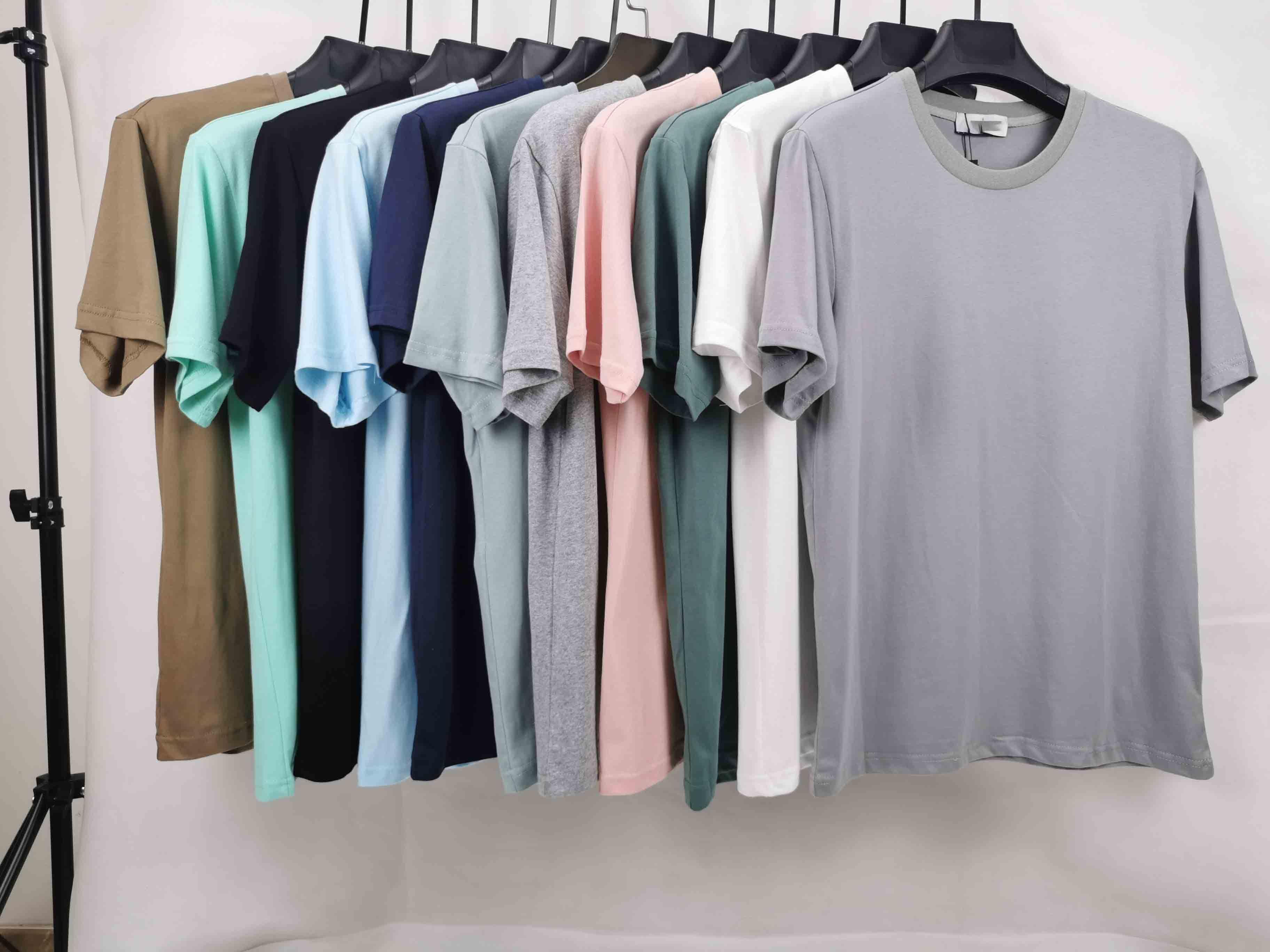 Mens Designer T Shirts Men T-shirt Women Clothing Summer Casual Crew Neck Modal Short Sleeve High Quality Fashion Shirt for Male Size M-2XL