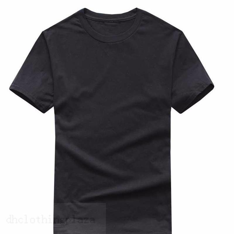 Casual Fashion T shirt summer men women Wear designer high quality Short sleeve couples T-shirt