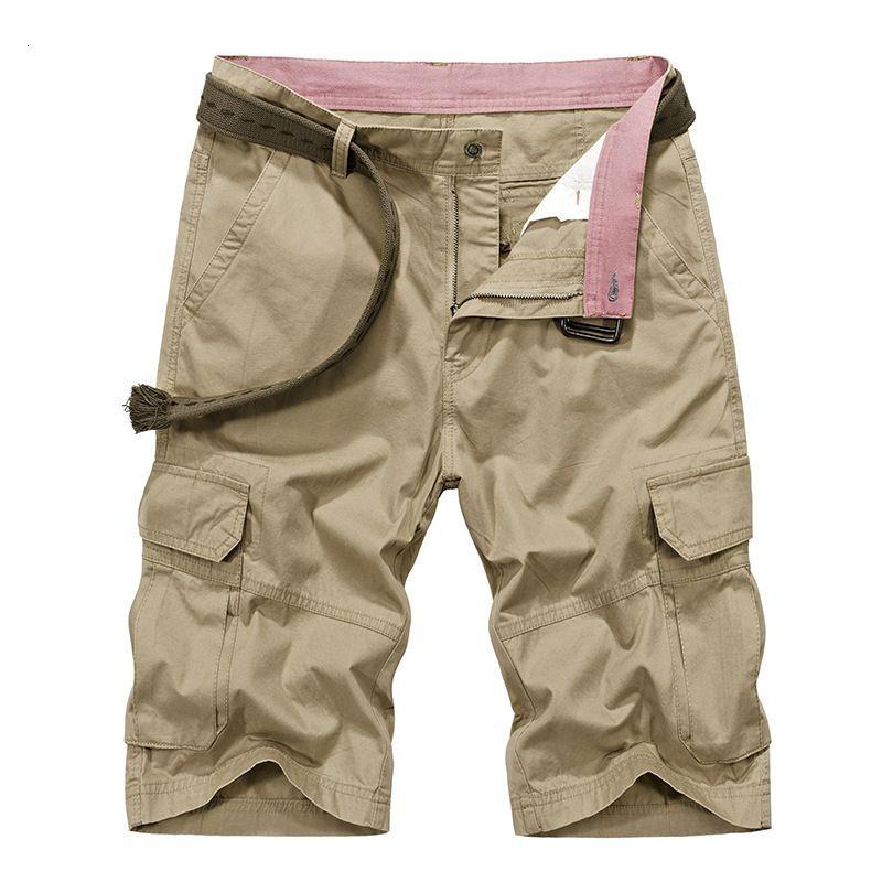 Pantalones cortos para hombres VERANO DEL FLEÑO CAPRIS CASUAL CAPRIS GRANDE PORTALIZADORES DE POLSOR DE MULTI POLLEROS 5506