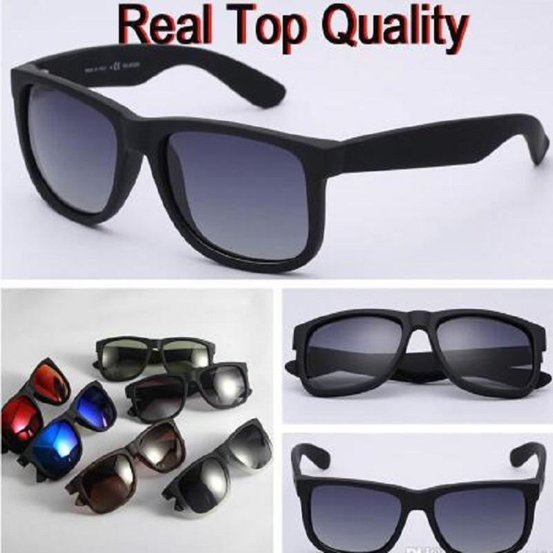 مع مربع الفاخرة عالية الجودة الكلاسيكية الطيار نظارات مصمم ماركة رجل إمرأة نظارات الشمس نظارات العدسات الزجاج المعدنية أعلى جودة