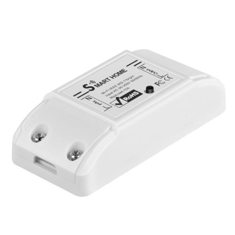 Smart Home Control WiFi Switch Pack mit 6 drahtloser Fernbedienung für Haushaltsgeräte kompatibel