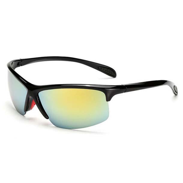Спортивные очки мужчины женские солнцезащитные очки классические велосипедные солнцезащитные очки высококачественные велосипедные очки D1R4 с корпусом