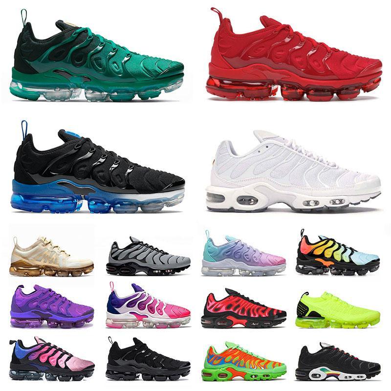 nike vapormax tn plus Vapor Max 2019 moc flyknit airmax off white Womens Mens Running Shoes Moc mosca maglia triple nero bianco fuori senza uomini di sport scarpe da ginnastica