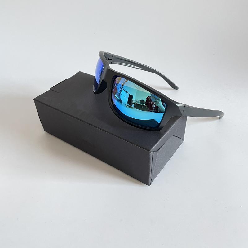 Lunettes de soleil design de luxe pour hommes de haute qualité lunettes de soleil polarisées femmes lunettes sportives avec boîte