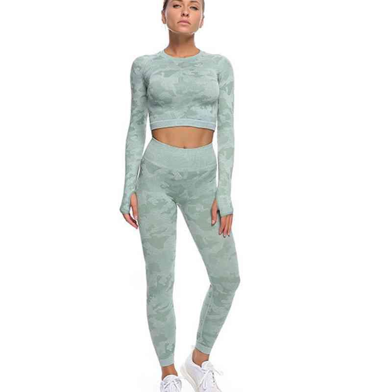 New Arrival Yoga Sets Sportswear Stock Fitns Clothing For Women