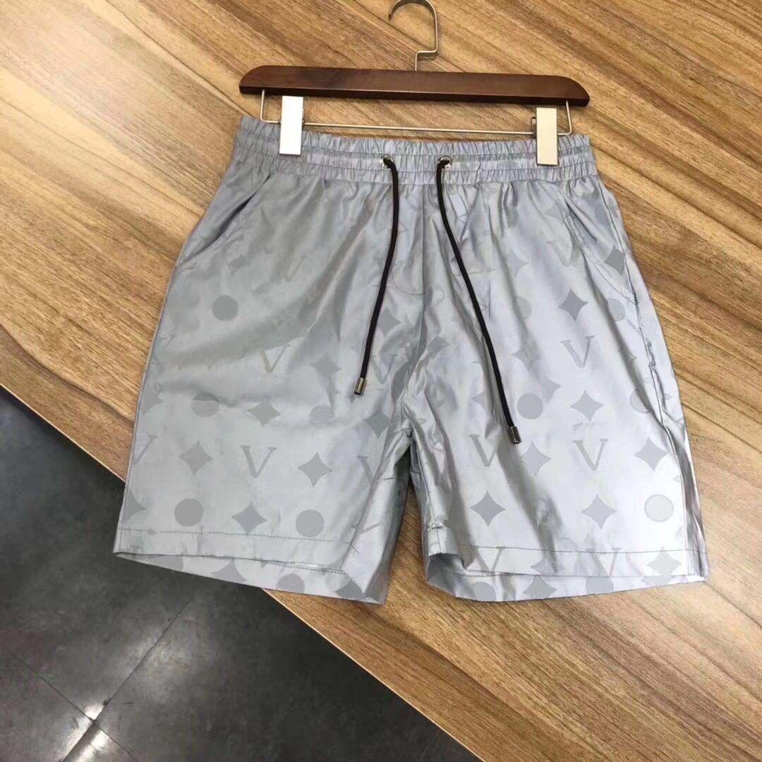 Summer Fashion Mens Designers Shorts Secado rápido Traje de baño Tablero de impresión Pantalones Playa Pantalones Hombres Nadar Tamaño asiático corto M-XXXL 2021