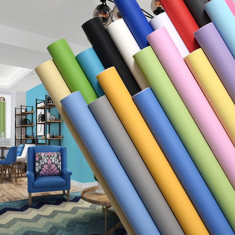 Duvar Kağıtları Kendinden Yapışkanlı Duvar Kağıdı Oturma Odası Yatak Odası Mobilya Mutfak Dolabı Depolama Dekorasyon Paneli İletişim Kağıt Duvar Çıkartmaları