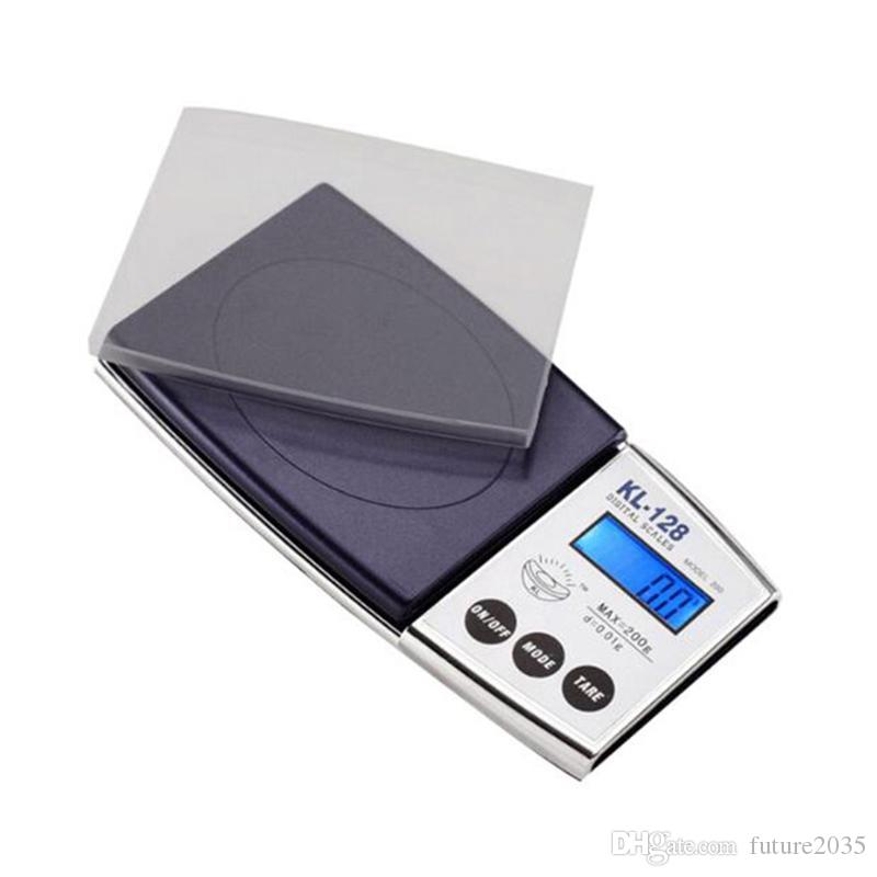 500g/0.01g Mini Pocket Electronic Scale Portable LED Precision Digital Jewelry Scales Household Kitchen Tool