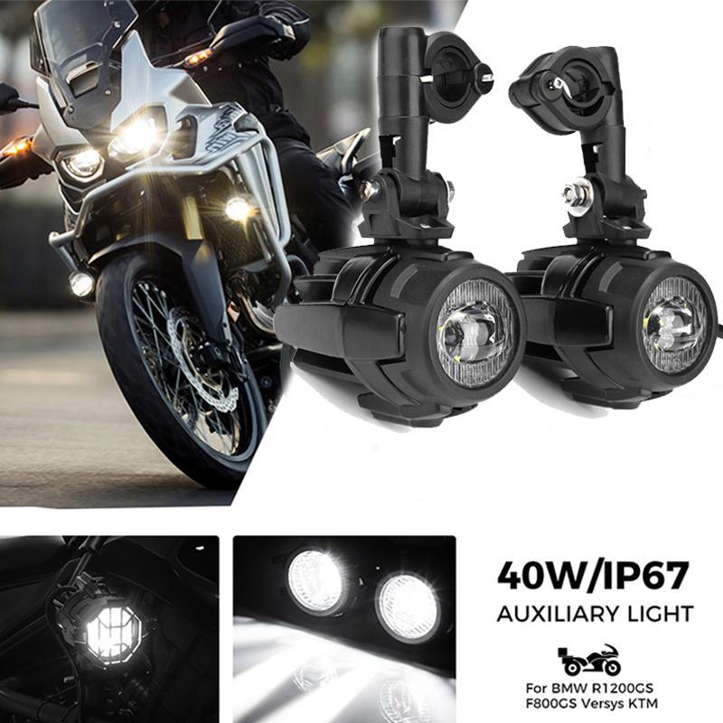 Для BMW R1200GS Передний противотуманный фонарь светодиодные светильники R 1200 GS Adventure LC 2014 2015 2016 запчасти мотоциклов