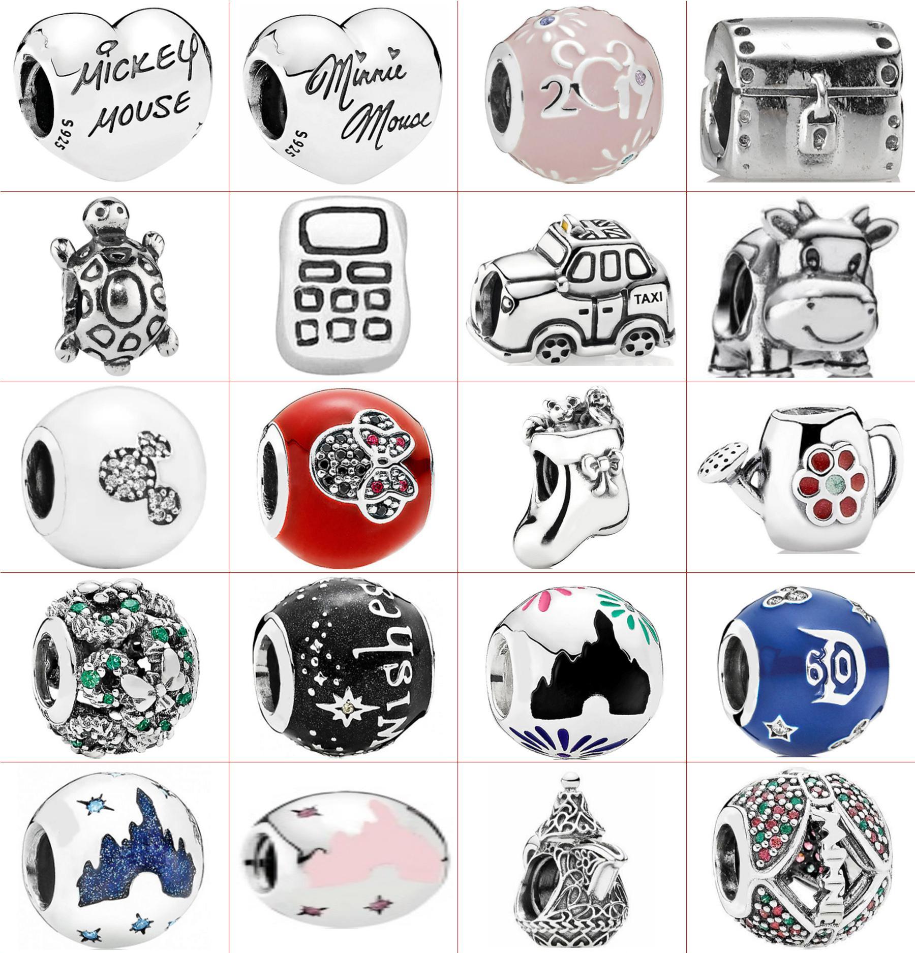 Fahmi 100% 925 Sterling Silver 1: 1 Oryginalny 791879mop autentyczne temperament Moda Glamour Retro Bead Wedding Women Jewelry