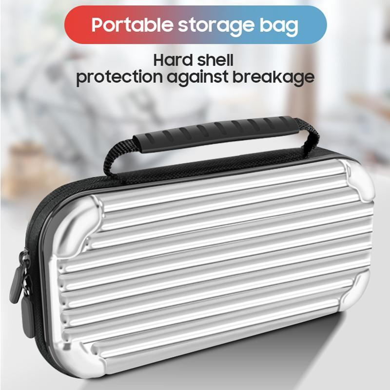 Original Storage Bag Luxury Waterproof Case For Nitendo Switch Portable Protective Game Accessories Controllers & Joysticks