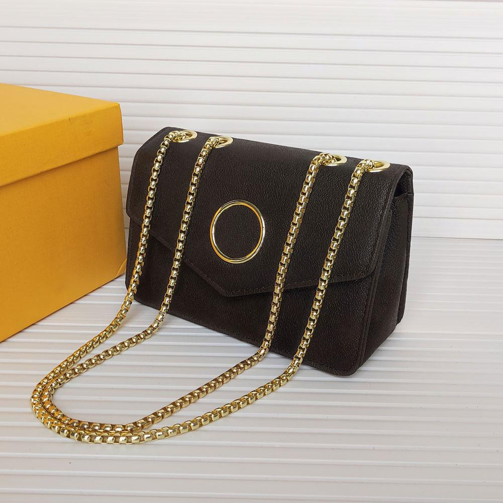 good quality Metal chain women handbags Flap Totes bags female flower ladies handbag wallets Luxury hand mother bill of lading womens shoulder bag 2101 glitter2009