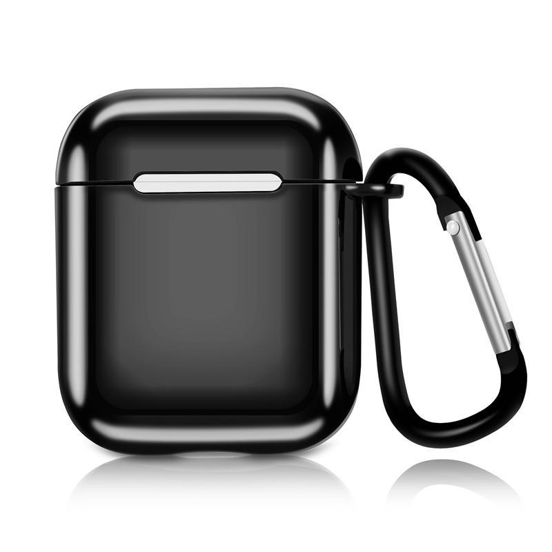 Adatto per AirPods 1/2 Generazione Generazione Casi di protezione TPU Casi protettivi Caso Bluetooth Auricolari senza fili Accessori