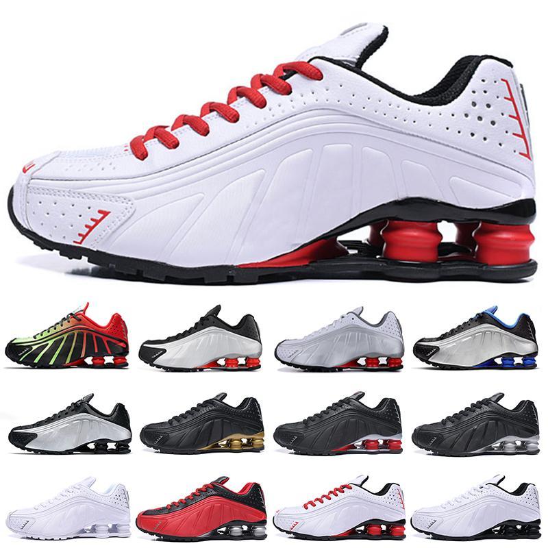 الأصلي توصيل 809 شارع 802 R4 الاحذية الرياضية للرجال المرأة الثلاثي أسود أبيض الذهب أوقية NZ 301 أحذية رياضية مقاس 36-46