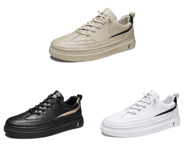 Zapatos casuales de compañero de clase de estudiante Color gris azul blanco adecuado para enfrentar amigos, conducir, comprar y caminar