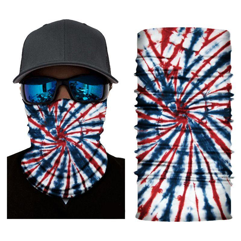 Pour couverture Masque de protection respirante Randonnée chaude Pêche Visage Bandana Sun UV Gaiter Visage Kimter-K452FA Hiver Col de cyclisme Hiver Col solaire 1239 V2