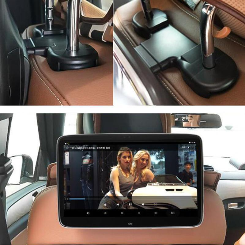 Car Video 11.6 Inch Android 9.0 4GB+64GB Headrest Monitor Seat Rear Entertainment For Mercede A B C E S ML GL CLS GLA GLC GLE GLK