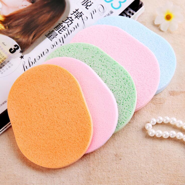 Pads Sponge for Washing Facial Cleaning Pad Face Puff Cleaner Skin Care Tools