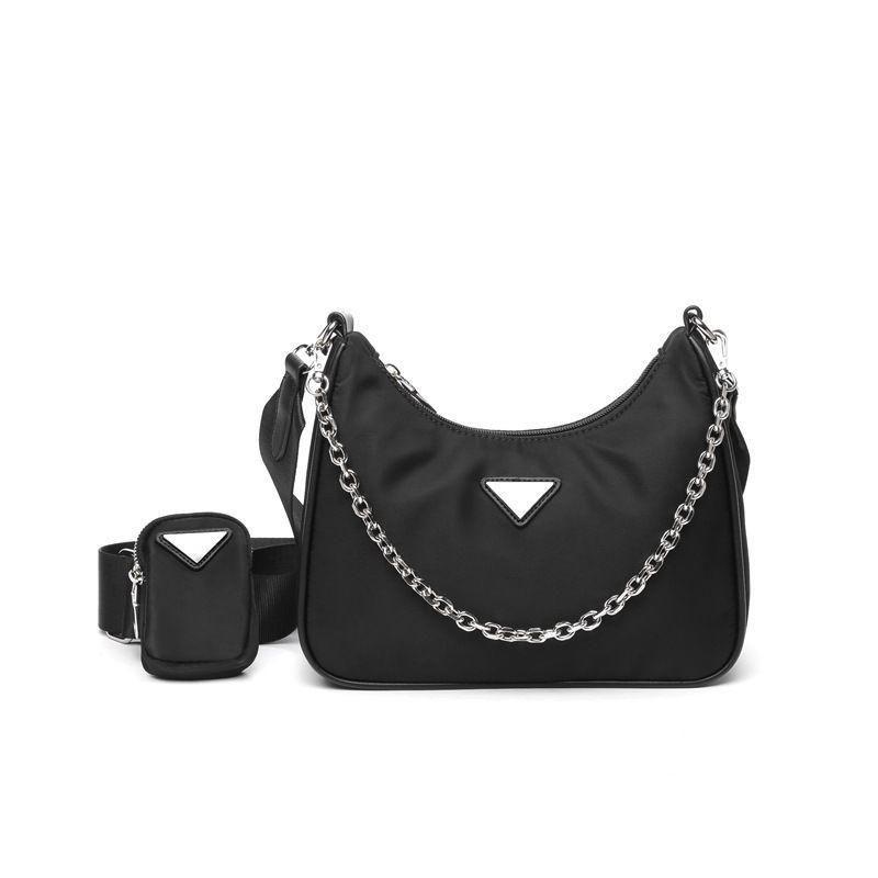 2021 Moda Alta Qualidade Lou Vdeng Saco Feminino Retro Designer de Luxo Personalizado Um ombro Messenger Zipper Superstar portátil