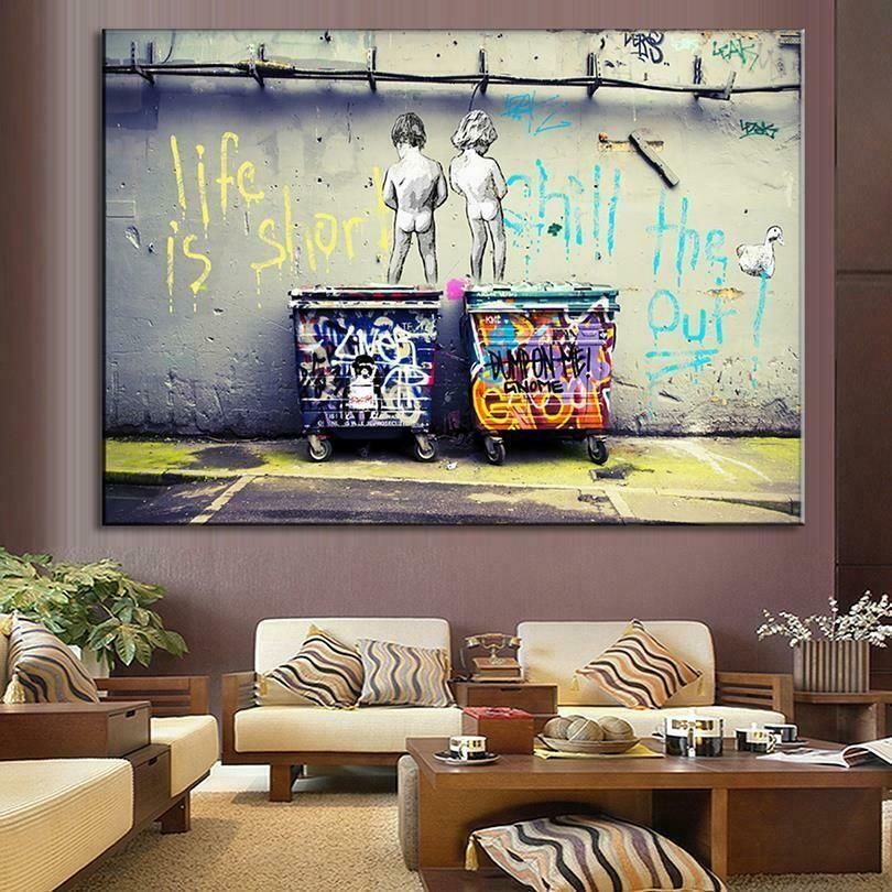 Картина уличных маслом на холсте домашний декор Heal Handpainted / HD-печать настенные искусства настроенную настроек допустимой 21051905