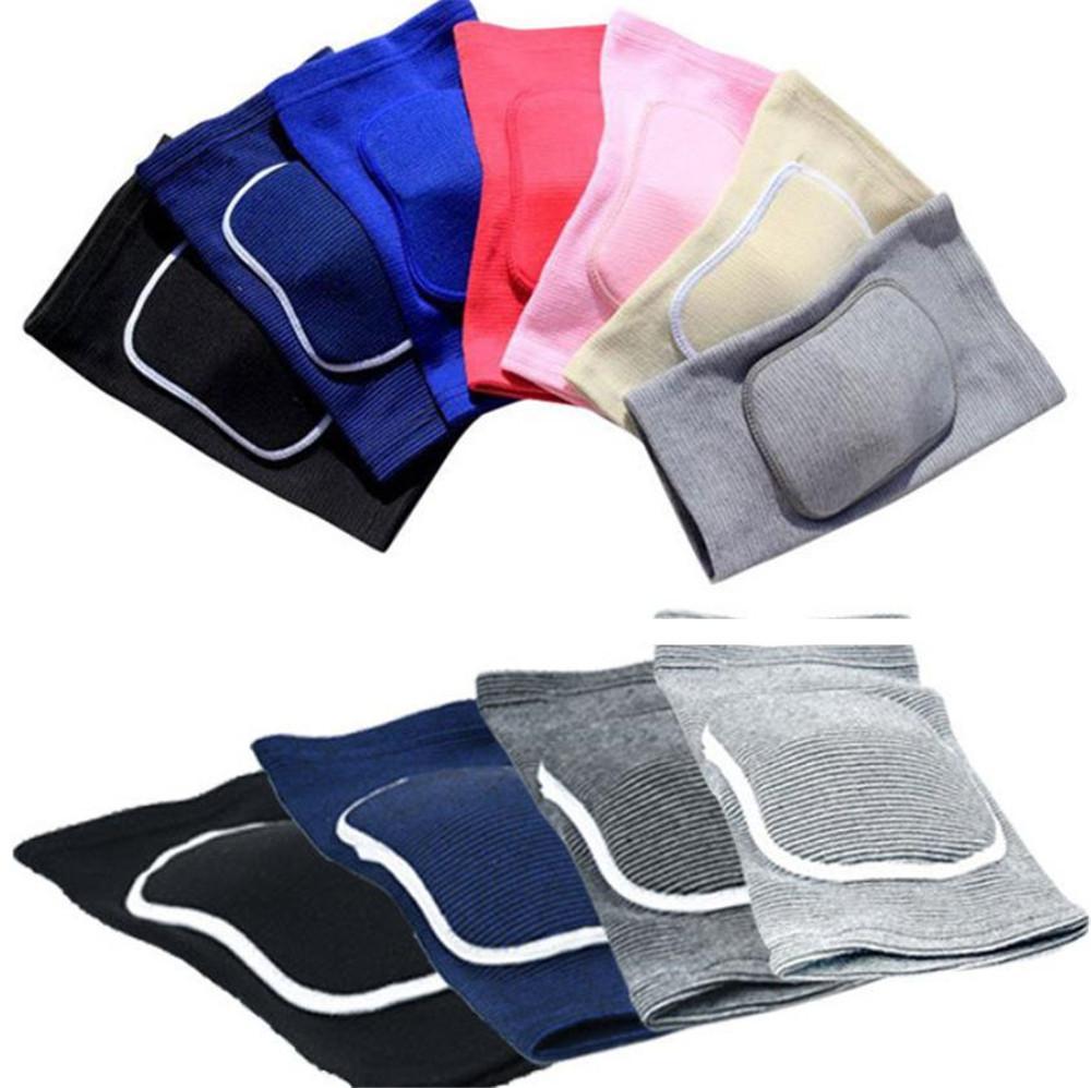 Non-Slip Knee Brace Breathable Soft Pads Dance Wrestling Basketball Running Cycling Arthritis Protection Relief for Women Men