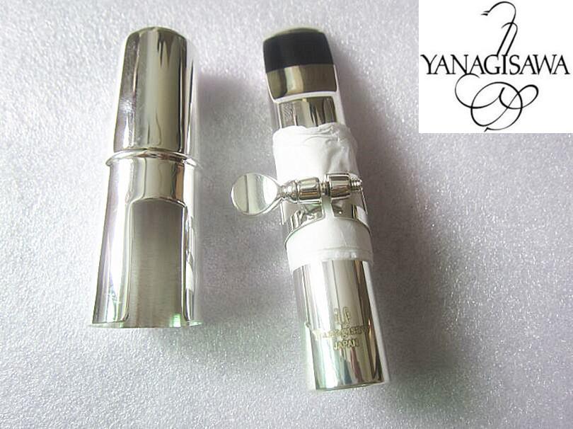 Yanagisawa جودة عالية report silvery report treble المعادن المعبرة ألتو / تينور / سوبرانو الترقيات طبعة محدودة 56789