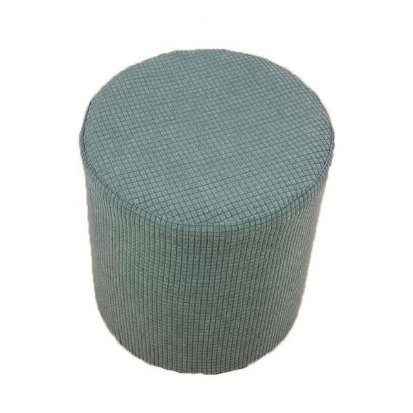 Slipcover Stretch Osmanische Möbelschutz Couch Sofa Cover Room Dekor Soft- und Anti-Falten-Stuhlabdeckungen