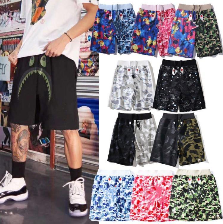 Europe et États-Unis Mode Coton Shorts Boys Hip Hop Sports Jeunesse 5 Loisirs Pantalons de plage