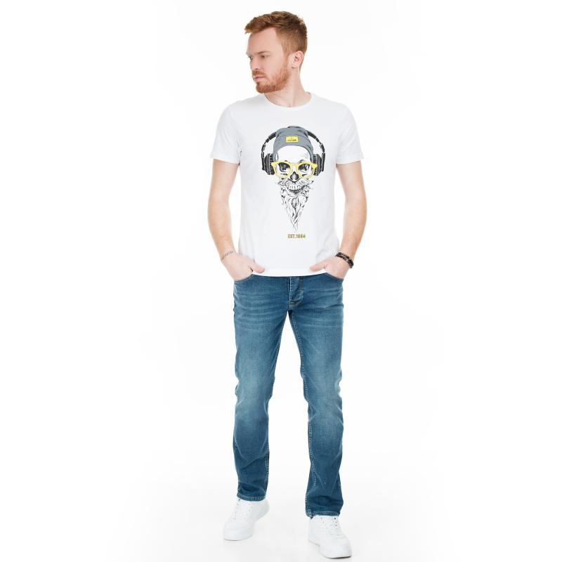 Buratti Regular Fit Jeans Pantaloni da uomo 7284 G810 Uomo