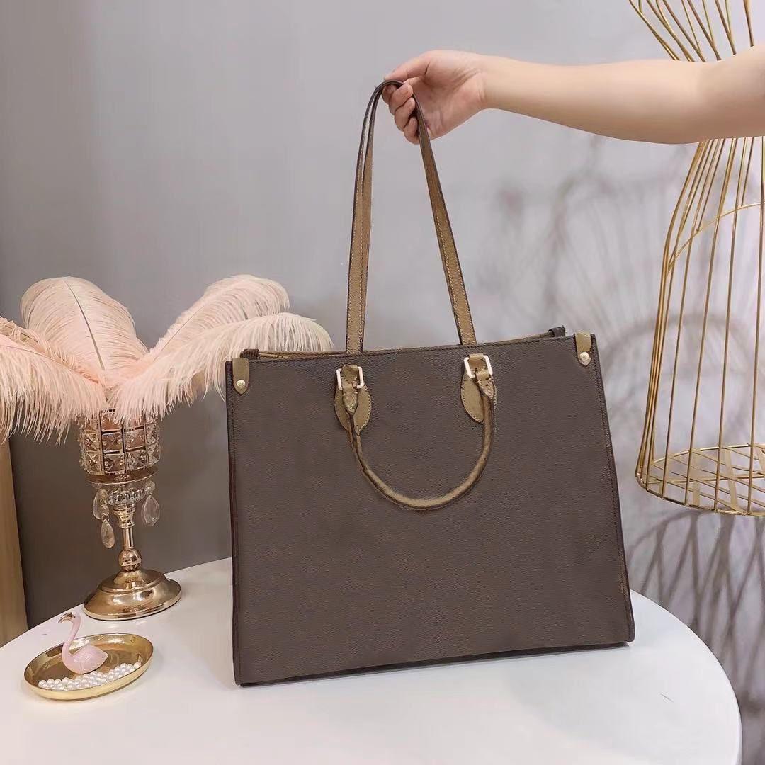 Fashion Damas Handbag Mujeres Mensajero Bolso de hombro al aire libre Lightweight Color de cuero de alta calidad Combinación de dos colores