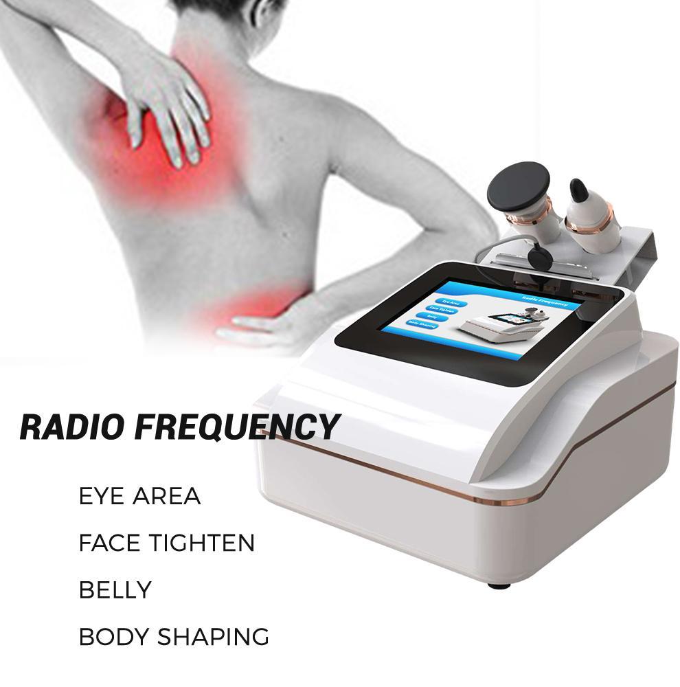 Portable CET ret RF Radio Frequency Machine Frequenza Linfatico Bruciatura del grasso Burn Body Equipaggiamento dimagrante e di formatura
