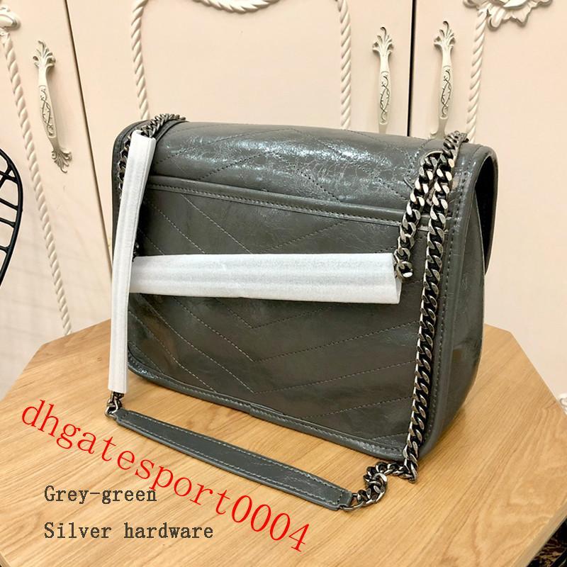 Cross Body Shoulder Bag wholesale fashion handbags Women Luxury Designer Brand Purse Mini Classic handbag Retro Distressed tote Chain totes large-capacity Bags