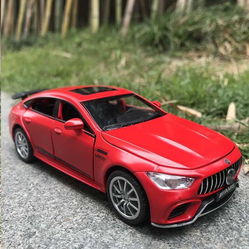 Nuovo 132 AMG GT63 V8 Auto Modello Auto Diecasts Veicoli giocattolo Auto giocattolo Giocattoli educativi per bambini Gift Giocattolo ragazzo