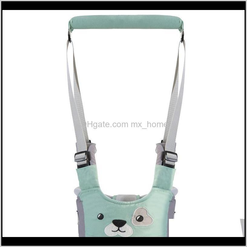 Parrier Slings Backpacks Gear Baby Maternity Drop Entrega 2021 WalkerBaby Ajuste Ayudante Niño Correa para niños Aprendizaje Caminando Baby Ch
