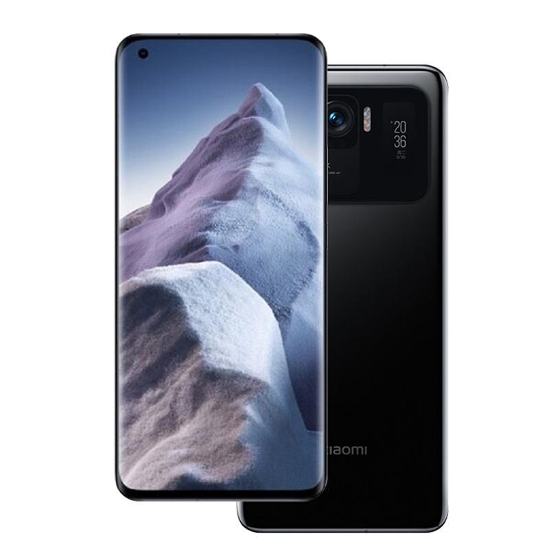 Оригинальные Xiaomi Mi 11 Ultra 5G мобильный телефон 12 ГБ ОЗУ 256 ГБ 512GB ROM Snapdragon 888 50MP AI Android 6,81 дюйма полноэкранный отпечаток пальцев ID Face NFC 5000MAH Smart Cillphone